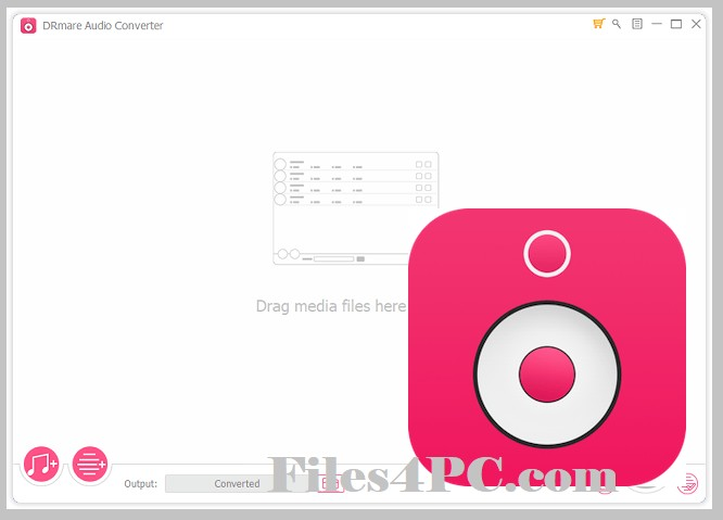 DRmare Audio Converter Registration key free download