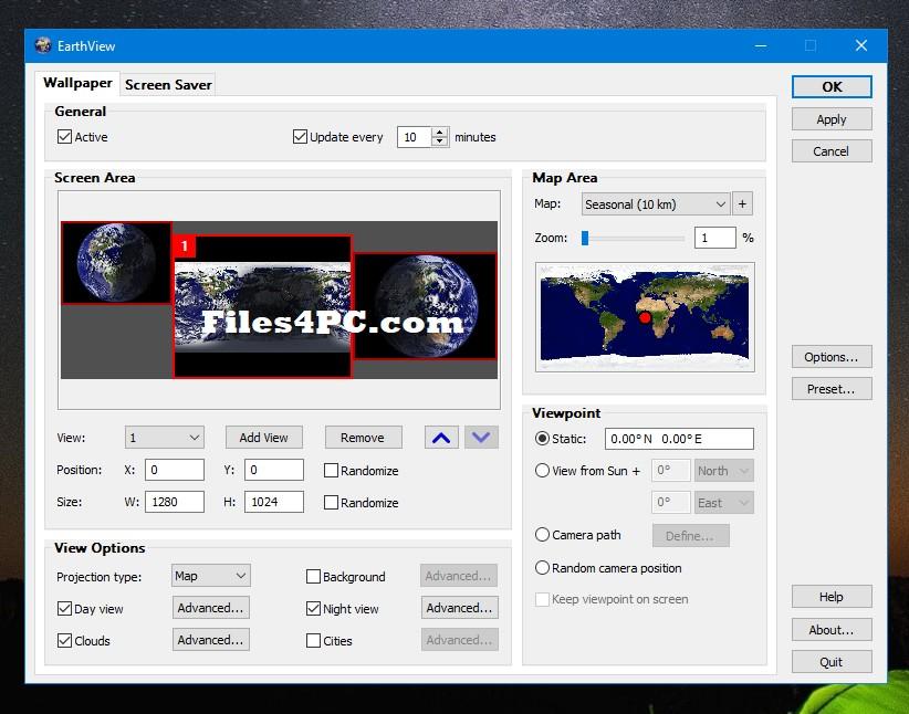 DeskSoft EarthView Full Version Download