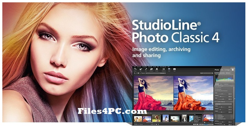 StudioLine Photo Classic Full Version Free Download
