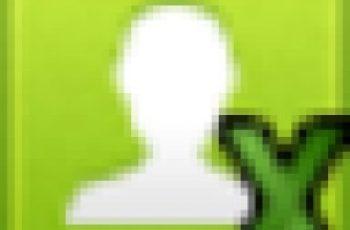 VovSoft VCF to XLS Converter logo