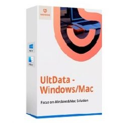Tenorshare UltData Crack Free Download Windows