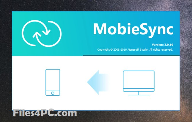 Aiseesoft MobieSync Full Version Cracked