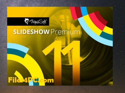 AquaSoft SlideShow Premium Full Version Interface