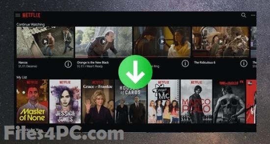 TunePat Netflix Video Downloader Full Version Interface