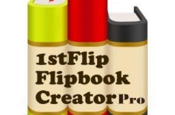 1stFlip FlipBook Creator Pro Crack Free Download