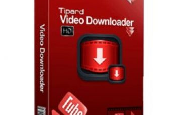 Tipard Video Downloader 5 Crack Free Download