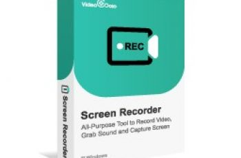 VideoSolo Screen Recorder 1.2.18 with Crack Download