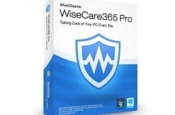 Wise Care 365 Pro License Key Free Download