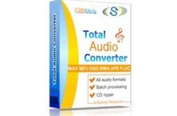 CoolUtils Total Audio Converter Crack [Latest]