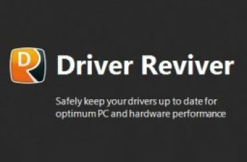 Driver Reviver 5 Crack Free Download [Latest]