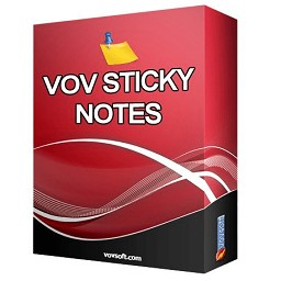 VovSoft Vov Sticky Notes 6.1 + Crack Download [Latest]