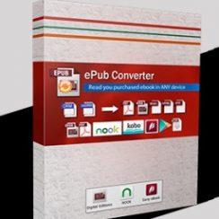 ePub Converter Crack Free Download [Latest]