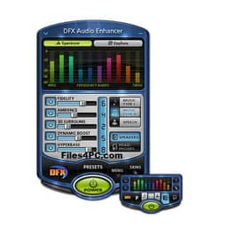 DFX Audio Enhancer Crack with Serial Key Full Version Free Download
