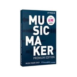 Magix Music Maker Premium Crack with Serial Number Free Download
