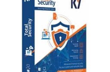 K7 Total Security Crack Full Version Free Download