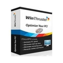 WinThruster Crack with License Key Free Download